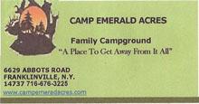 Camp Emerald Acres